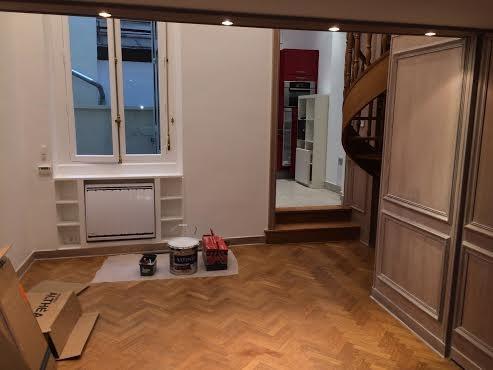 Vente appartement Paris 1er 525000€ - Photo 1