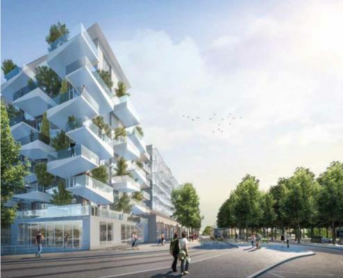 Investment property - Apartment 4 rooms - 130 m2 - Castelnau le Lez - Photo