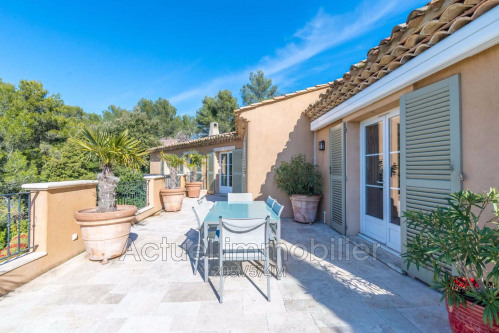 Revenda residencial de prestígio - casa de campo Provençal 6 assoalhadas - 260 m2 - Aix en Provence - Photo