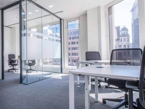 Rental - Office - 50 m2 - Cesson Sévigné - Photo