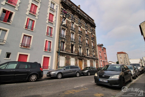 Vente - Appartement 3 pièces - 47,34 m2 - Pantin - Photo