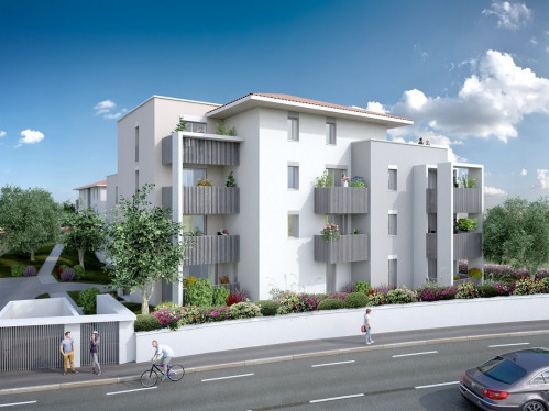 Deluxe sale - Apartment 5 rooms - 134 m2 - Anglet - Photo