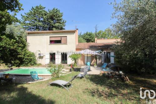 Vente - Villa 6 pièces - 253 m2 - Uzès - Photo