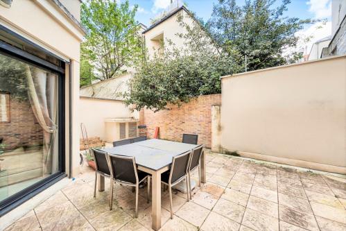 Sale - Duplex 6 rooms - 177 m2 - Boulogne Billancourt - Photo