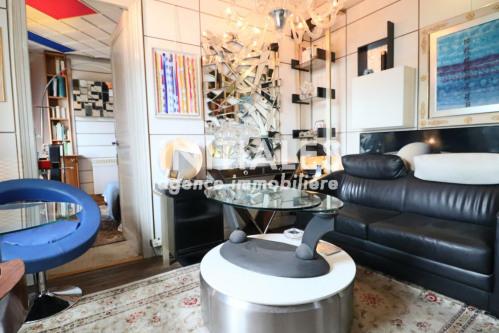 Vente - Appartement 2 pièces - 24 m2 - Paris 4ème - Photo