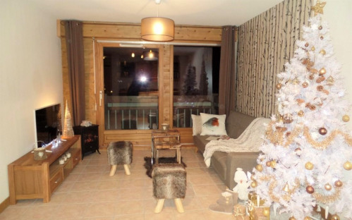 New home sale - Programme - Les Deux Alpes - Appt A008 - Photo