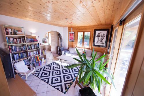 Vente - Chalet 4 pièces - 120 m2 - Chamonix Mont Blanc - Photo