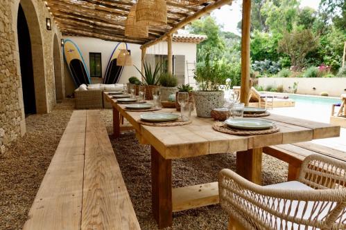 Verkoop van prestige  - buitenverblijf 1 Vertrekken - 380 m2 - Saint Tropez - Photo