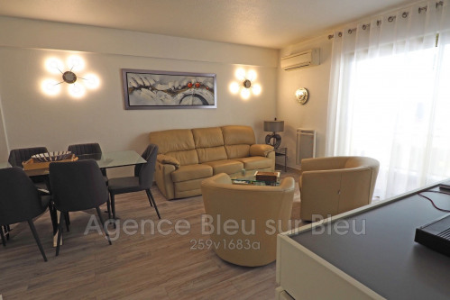 Vente - Appartement 3 pièces - 71,14 m2 - Antibes - Photo