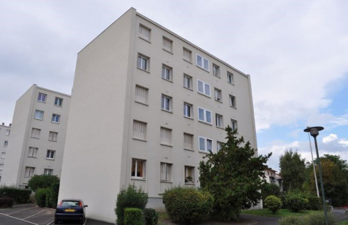 Location - Appartement 4 pièces - 67,72 m2 - Clermont Ferrand - Photo