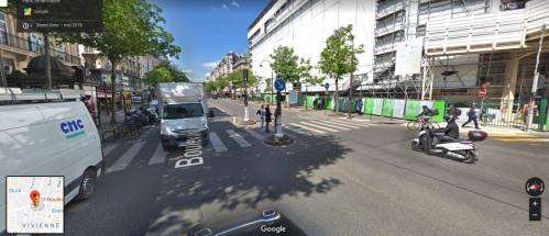 Location - Boutique - 42 m2 - Paris 2ème - Photo