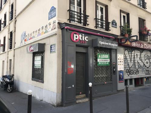 Location - Boutique - 34 m2 - Paris 12ème - Photo