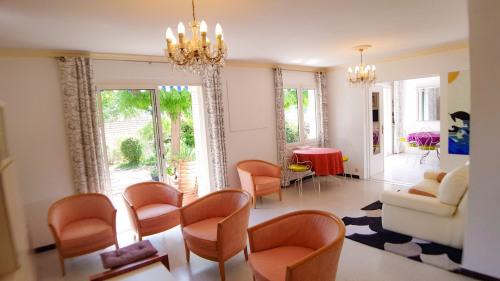 Verkauf - Wohnung 6 Zimmer - 123,77 m2 - Cannes - Photo