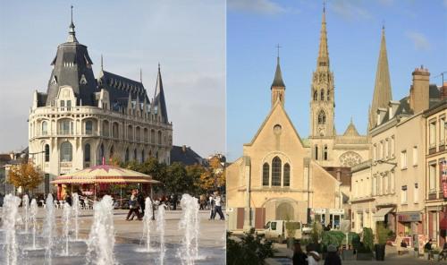 Neue Wohnung - Programme - Chartres - Photo