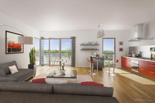 New home sale - Programme - Mantes la Ville - Photo