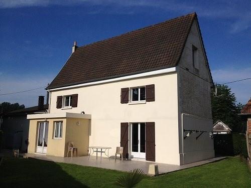 Sale house / villa Bacqueville en caux 173000€ - Picture 1