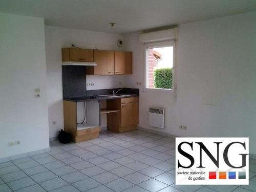 Produit d'investissement - Appartement 2 pièces - 48 m2 - Péronne - Photo