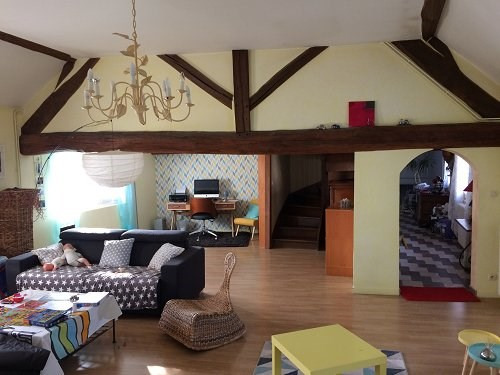 Vente maison / villa Cherisy 350000€ - Photo 4