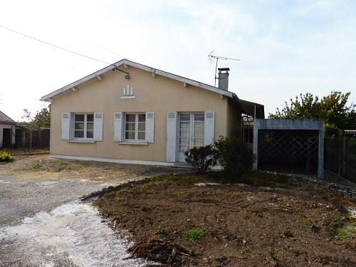 Vente maison / villa Cognac 107000€ - Photo 1
