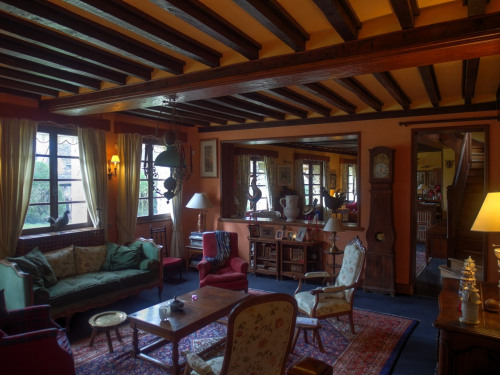 Престижная продажа - Длинный дом 11 комнаты - 443 m2 - Pacy sur Eure - Photo