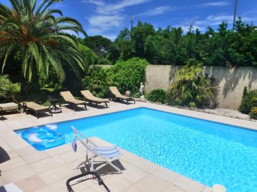 Deluxe sale - Villa 6 rooms - 167 m2 - Sainte Maxime - Photo