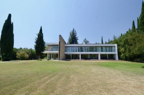 Revenda - casa de arquitecto 9 assoalhadas - 450 m2 - Manduel - Photo