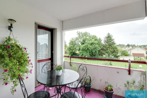 Sale - Apartment 3 rooms - 79 m2 - Pau - Photo