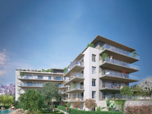 Produit d'investissement - Studio - 19,4 m2 - Nice - Photo