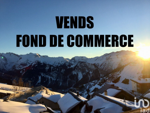 Vente - Boutique - 30 m2 - L'Alpe d'Huez - Photo