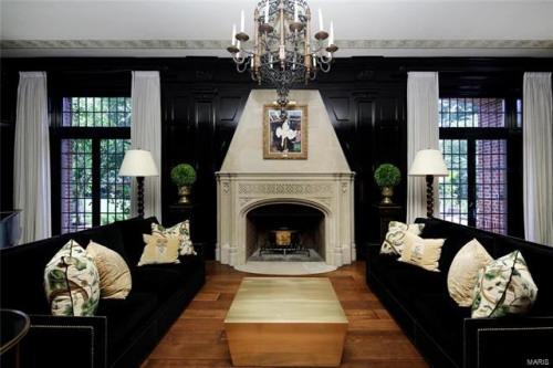Продажa - Красивый большой дом 1 комнаты - 774 m2 - Ladue - Photo
