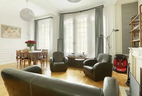 Deluxe sale - Private mansion 6 rooms - 300 m2 - Neuilly sur Seine - Photo
