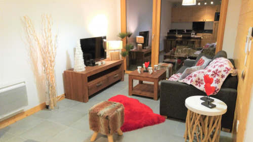 New home sale - Programme - Les Deux Alpes - Appt 119 - Photo