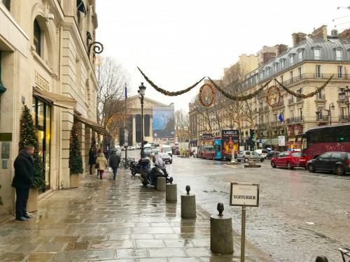 Cession de bail - Local commercial - 120 m2 - Paris 8ème - Photo