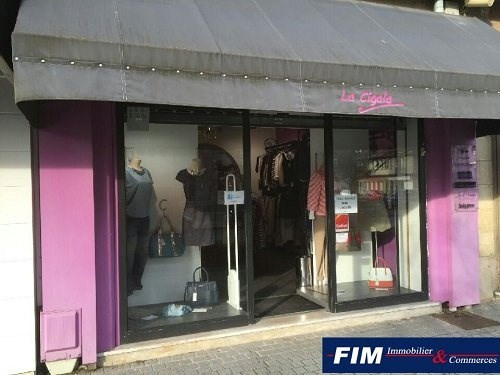 Vente fonds de commerce boutique Yvetot 56000€ - Photo 1