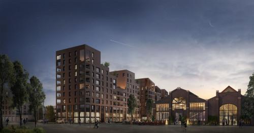 Kapitalanlag - Loft 5 Zimmer - 117 m2 - Toulouse - Factory- Vue nuit - Photo