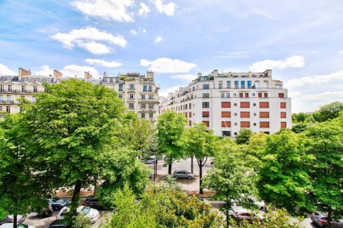 Престижная продажа - квартирa 6 комнаты - 250 m2 - Paris 16ème - Photo