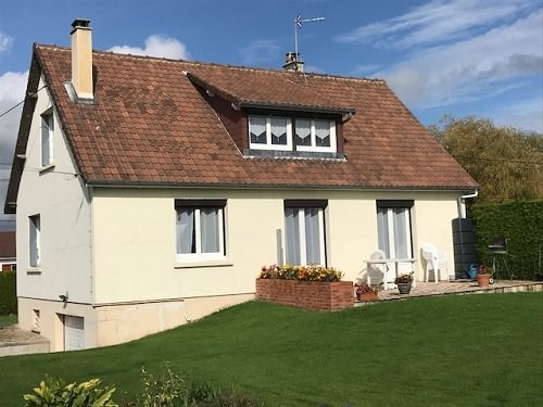 Vente maison / villa St nicolas d aliermont 163000€ - Photo 1