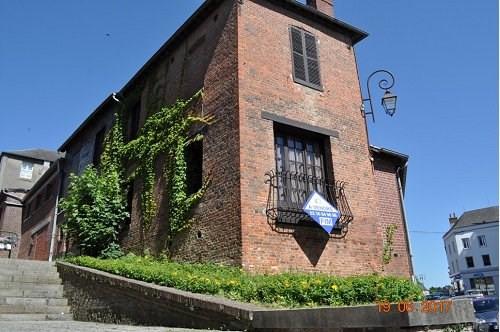 Sale house / villa Aumale 127000€ - Picture 1