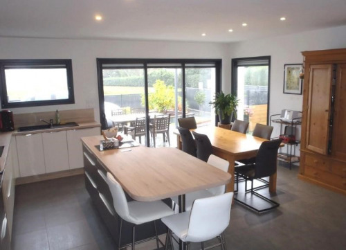Revenda - Casa 4 assoalhadas - 120 m2 - Vannes - Photo