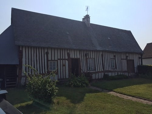 Sale house / villa Offranville 85000€ - Picture 1