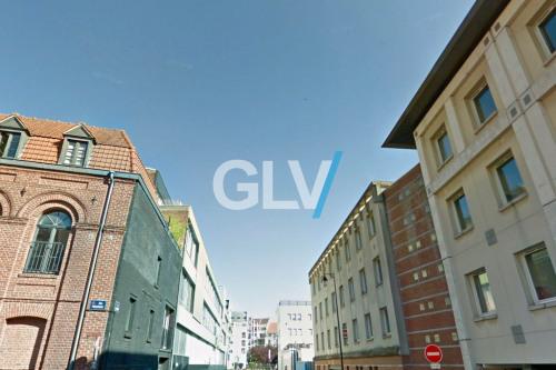 出租 - 停车场/停车位 1 间数 - 15 m2 - Lille - Photo