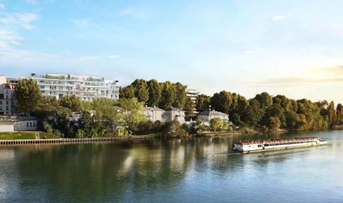 New home sale - Programme - Neuilly sur Seine - Photo