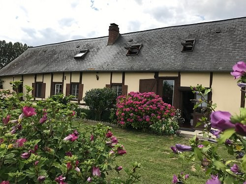 Sale house / villa Saint nicolas d'aliermon 116000€ - Picture 1