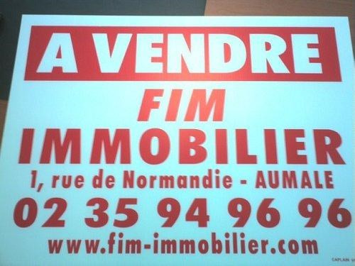 Vente terrain Aumale 25 000€ - Photo 1