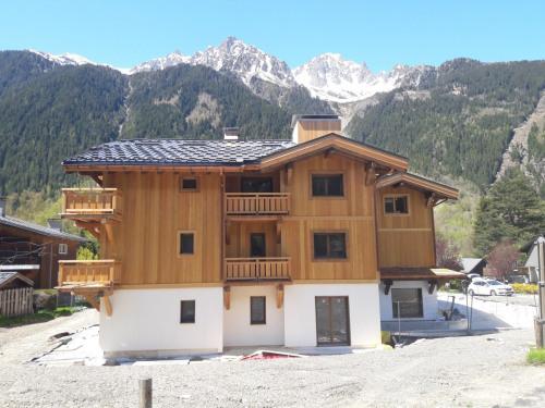 Verkoop  - Appartement 4 Vertrekken - 102 m2 - Chamonix Mont Blanc - Photo