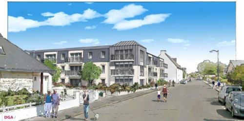 出售 - 公寓 2 间数 - 46 m2 - Fouesnant - Photo