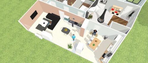 Vente - Maison / Villa 9 pièces - 180 m2 - Egleny - Photo