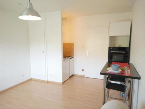 Location - Studio - 24 m2 - Strasbourg - Photo