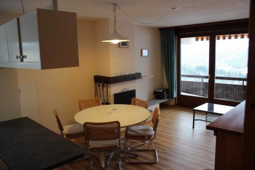 Vermietung - Wohnung 3 Zimmer - 62 m2 - Leysin - Photo