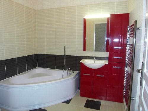 Rental house / villa 10 mn sud cognac 975€ CC - Picture 5